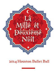 2014 Houston Ballet Ball