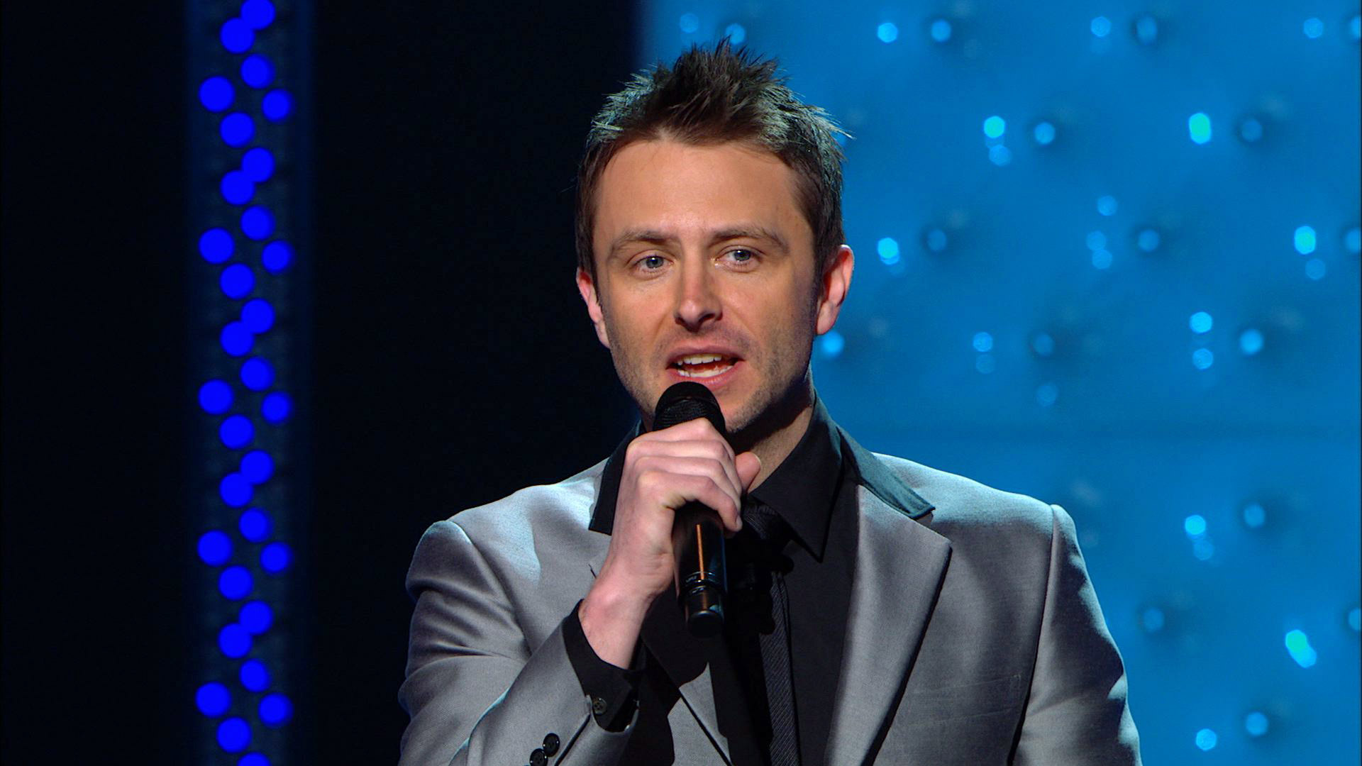 Chris Hardwick Funcomfortable Tour! Photo: Comedy Central