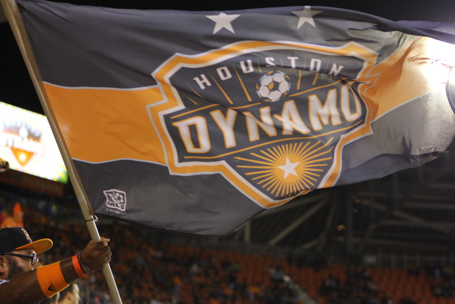 Houston Dynamo Flag