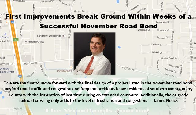James Noack Road Bond Improvements