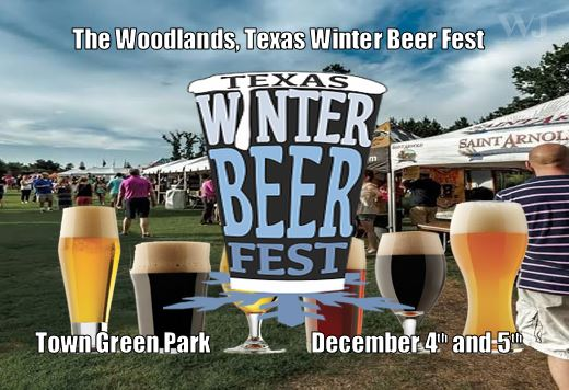 The Woodlands Texas Winter Beer Fest