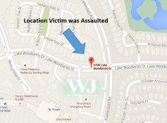 Assault in The Woodlands