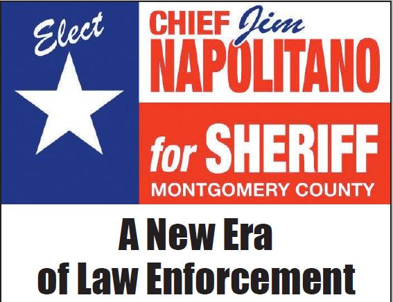 Elect Chief Jim Napolitano