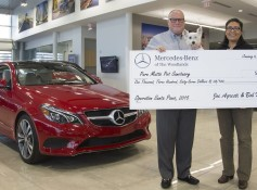 Mercedes-Benz of The Woodlands Pure Mutts