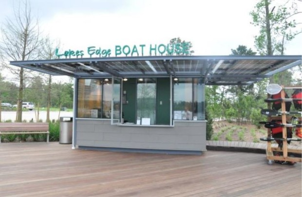 Lakes Edge Boat House
