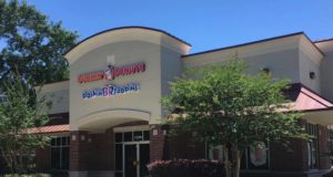 Dunkin' Donuts and Baskin Robbins new location