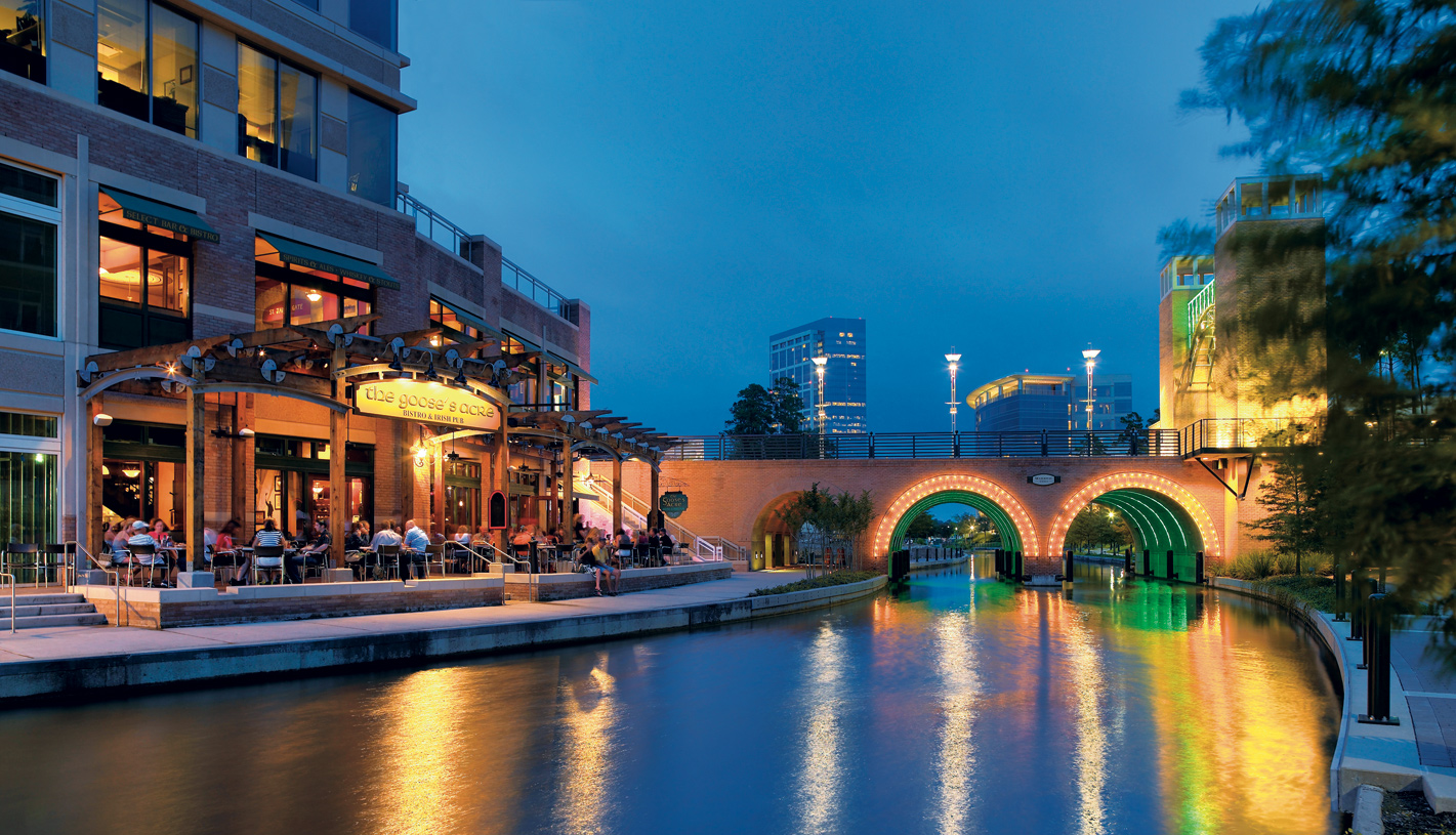 The Woodlands Named Best Master Planned Community In