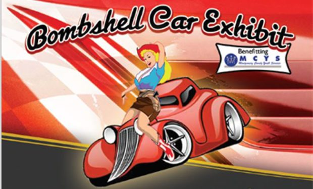 Bombshell Car Exhibit New