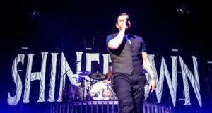 Shinedown at Carnival of Madness in The Woodlands
