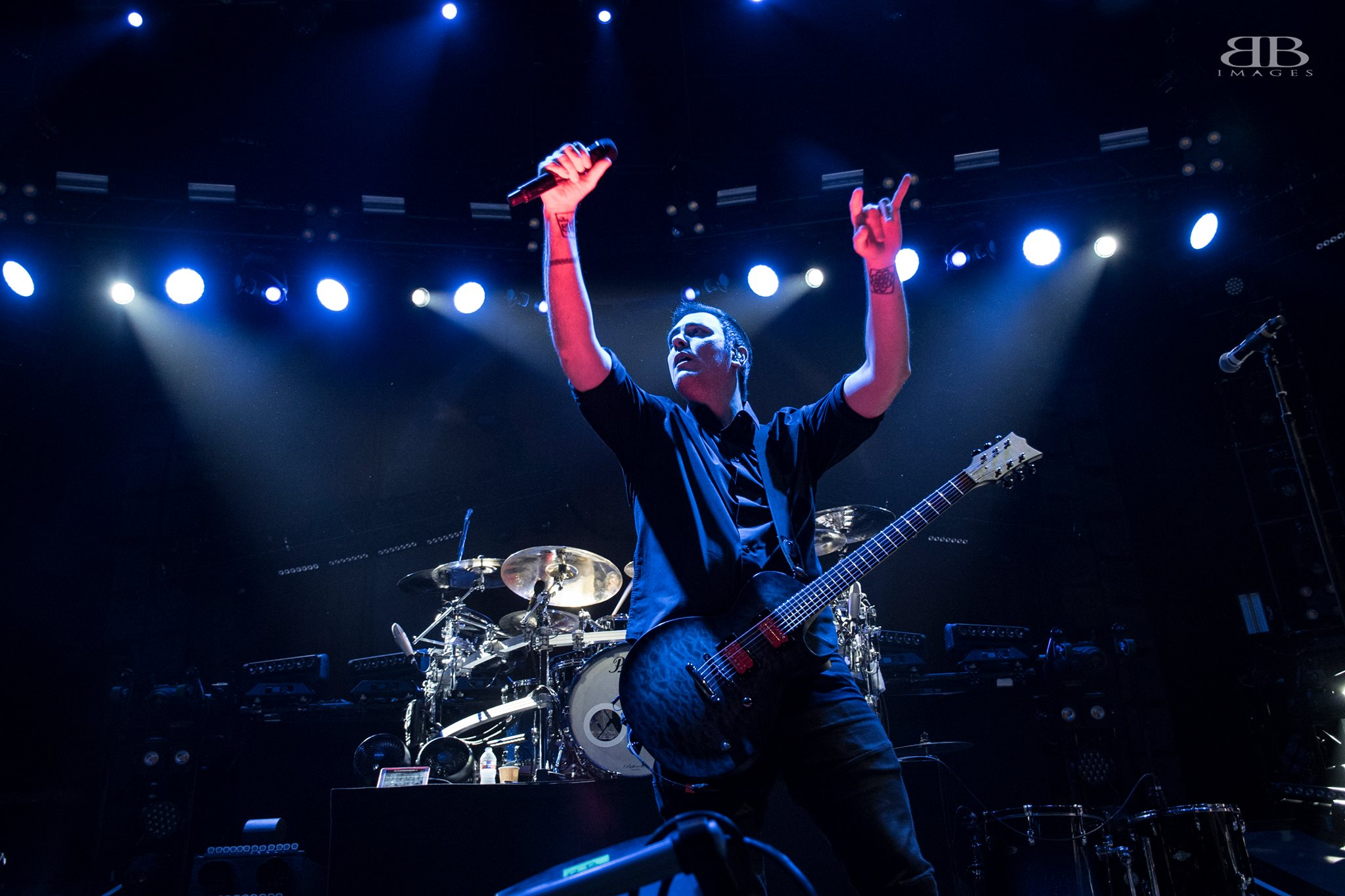 Breaking Benjamin Photo: ImagesbyBaytes