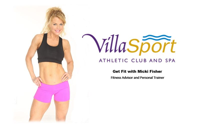 Micki Fisher Fitness Advisor and Personal Trainer at VillaSport