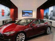 Tesla Motors Gallery in The Woodlands