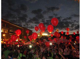 Nice Leukemia U0026 Lymphoma Societyu0027s Houston And Montgomery County Light The Night  Walk_1 Nice Design