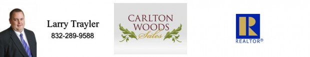 Carlton Woods Sales - Larry Trayler