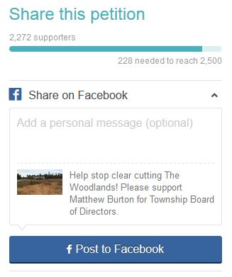 Matthew Burton Share the petition