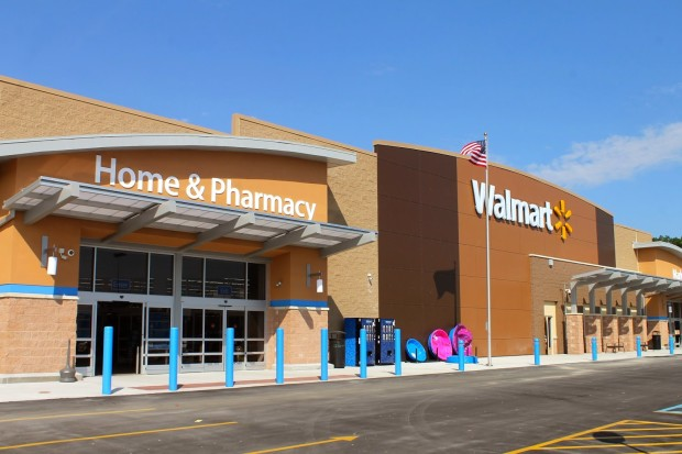 New Walmart Supercenter Opening At Grand Parkway And Rayford Road