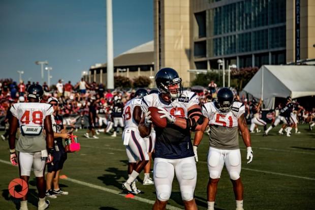 JJ Watt and Texans