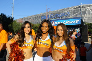 Houston Dynamo Girls