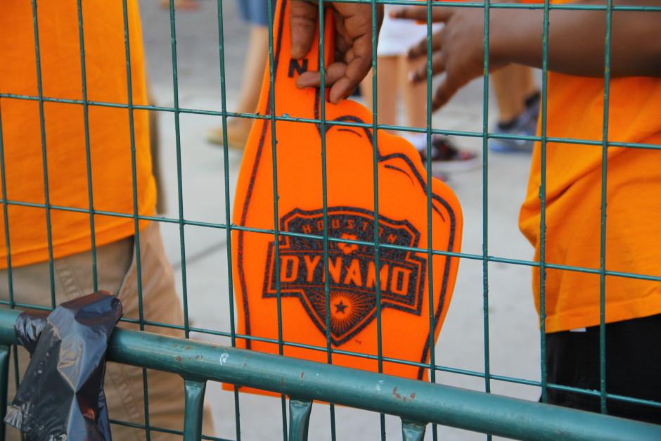 Dynamo Fan Hand