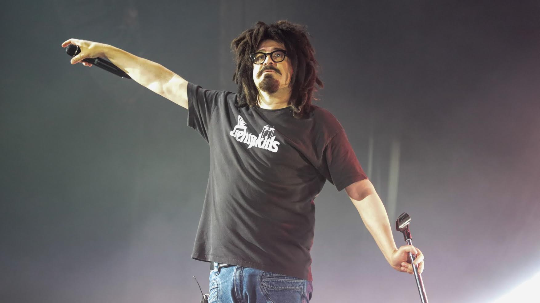 Adam Duritz Frontman of Counting Crows