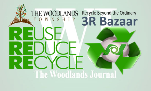 The Woodlands Township 3R Bazaar Recycle