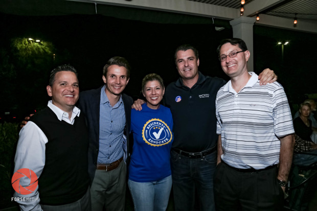 The Woodlands Township Board of Directors Watch Party