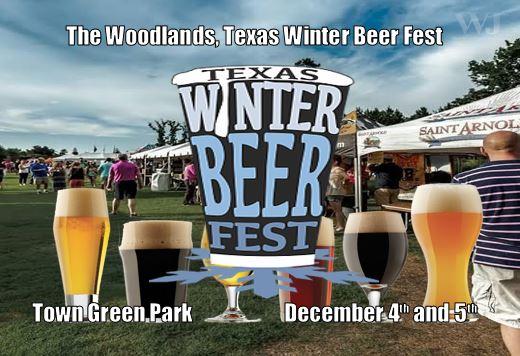 The Woodlands Texas Winter Beer Fest