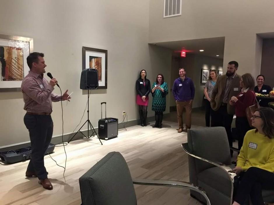 Jason Higham - Cherry Creek Mortgage Speech