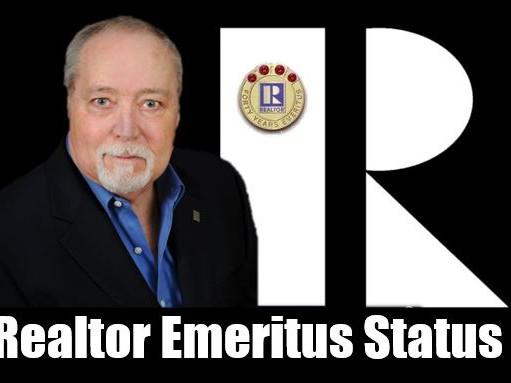 Bodie Beard Realtor Emeritus Status
