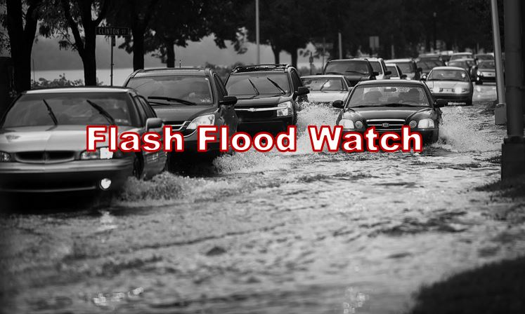 Flash Flood Watch for The Woodlands