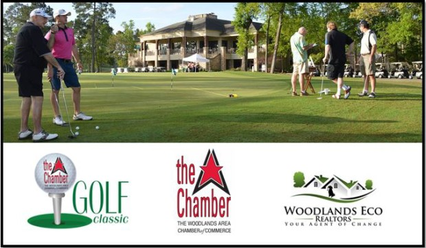 The Woodlands Area Chamber of Commerce Golf Classic