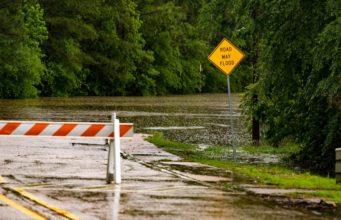 The Woodlands Floods