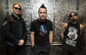 Blink 182 play The Woodlands