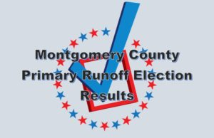 Montgomery County Primary Runoff Election Results