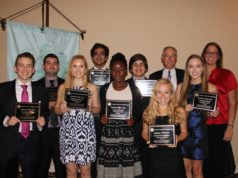 The Woodlands Rotary Club Honors John Cooper Students