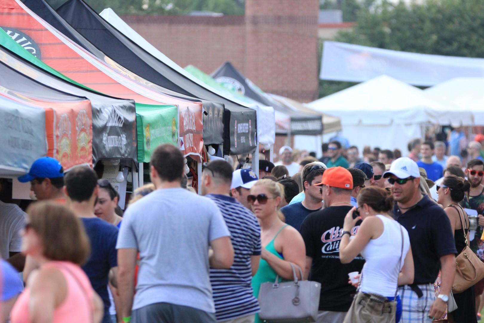The Woodlands Craft Beer Festival