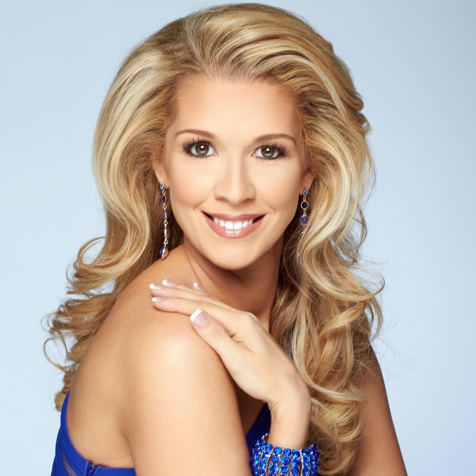 Whitney Montgomery will be competing for Mrs. International 2016