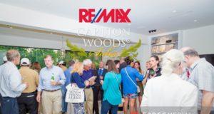 REMAX Carlton Woods Sales Happy Hour