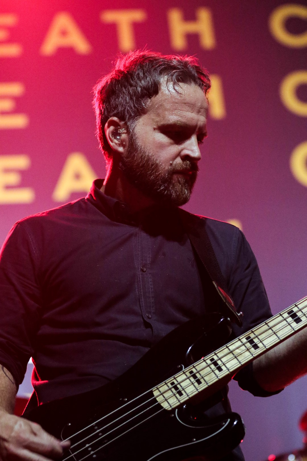 Death Cab for Cutie Bassist