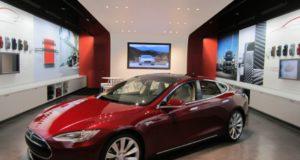 Tesla Motors Gallery in The Woodlands