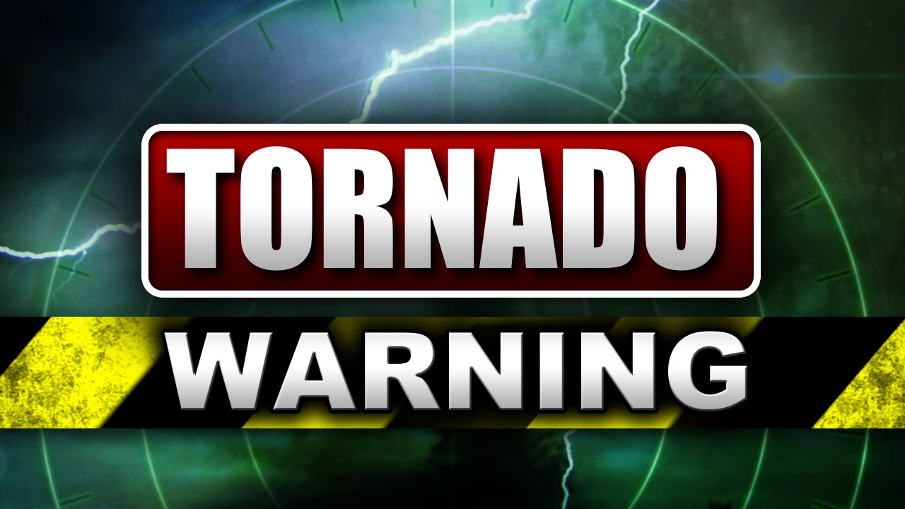 Tornado Warning for Montgomery County