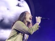 Brandon Boyd - Incubus at The Cynthia Woods Mitchell Pavilion Photo: Elliott Soeder