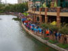 Greater Houston Out of the Darkness Walk on The Woodlands Waterway